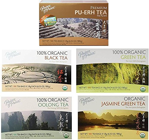 Prince of Peace Organic Tea