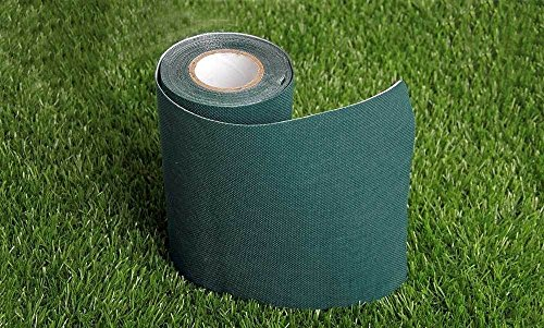 Self-adhesive Artificial Grass Seaming Tape for Connecting 2 Pieces Synthetic Turf Together, 6
