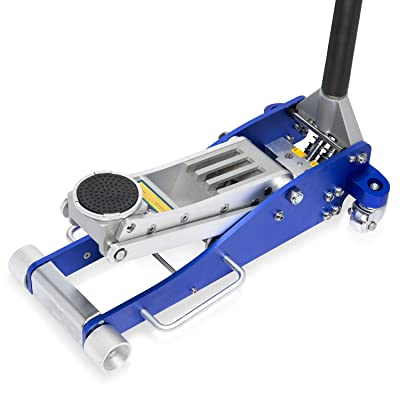 Neiko Pro 20272B Low Profile Aluminum Floor Jack