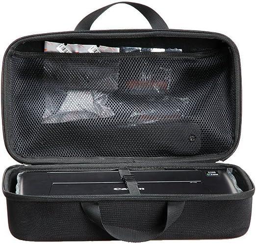 Para Canon PIXMA iP110 Akku Impresora de tinta port/átil EVA Hard Funda Carcasa bolsa de Hermitshell