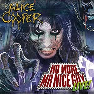 No More Mister Nice Guy/Live At Halloween