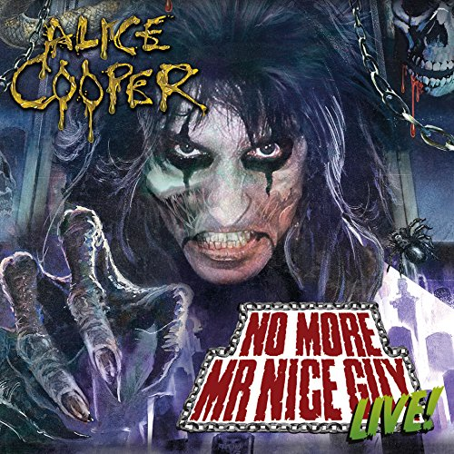 No More Mister Nice Guy/Live At Halloween]()