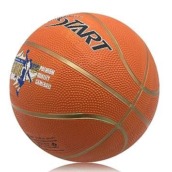 BS-Basket-6 Artículos Deportivos de Baloncesto 7# PU Cuero ...