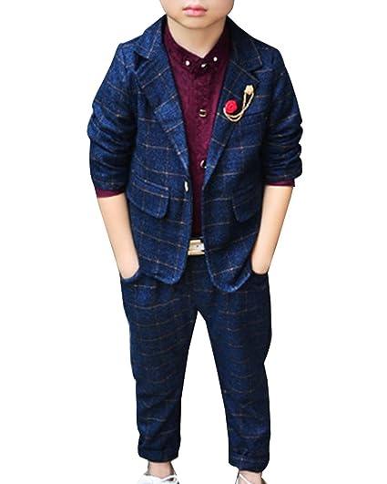 completo giacca e pantalone ragazzo