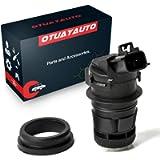 OTUAYAUTO 85330-60190 Windshield Washer Pump with Grommet Replacement For Toyota, Lexus, Subaru, Mazda, Nissan, Acura…