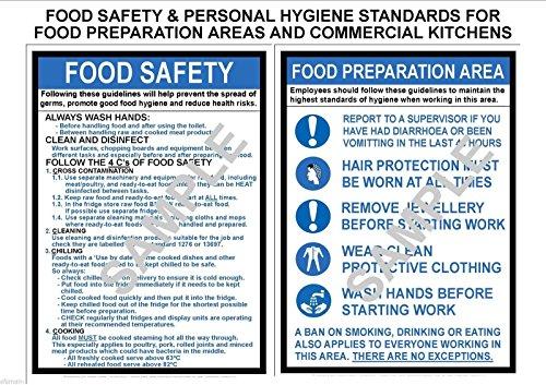 Food Preparation Areas Hygiene Standards