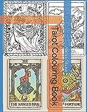 Tarot Colouring Book: Major Arcana Deck and More