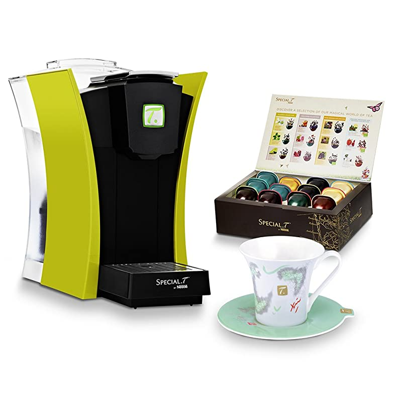 Nestlé sPECIAL.t by machine à thé vert: Amazon.fr: Cuisine & Maison