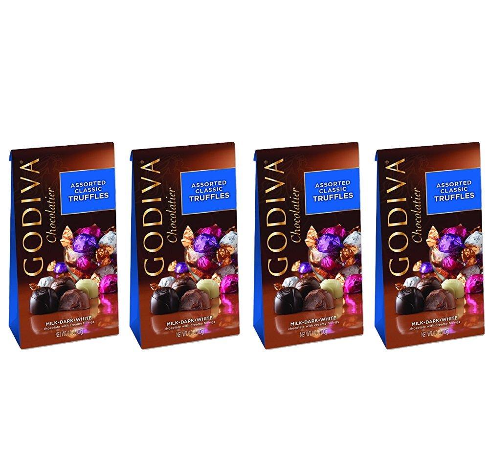 Amazon.com : Godiva Chocolatier Assorted Dessert Truffles