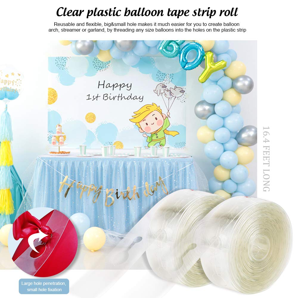 Amazon.com: Kit de decoración de guirnalda de arco de globo ...