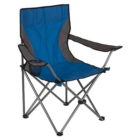 Aktive - Silla plegable de camping - 53x53x88 cm (ColorBaby 52741)