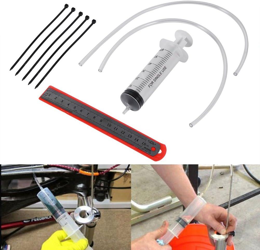 Suuonee Gabelöl Einsteller Auto Gabelöl Werkzeug Messgerät Suspendierungs Niveau Abstimmungs Spritzen Stoßdämpfer Machthaber Auto