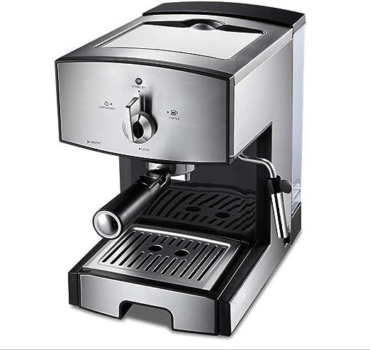 Cafetera Espresso 20 Bares, Cafetera Cappuccino y Latte 1350W ...
