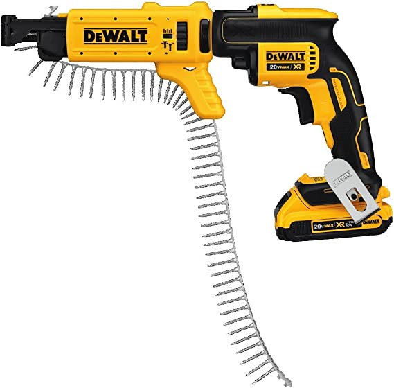 DEWALT 20V MAX XR Drywall Screw Gun Collated Magazine Accessory (DCF6201)