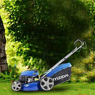 Hyundai-HYM510SP-4-Stroke-Petrol-Lawn-Mower-173CC-Self-Propelled-51cm20-inch-Cutting-Width