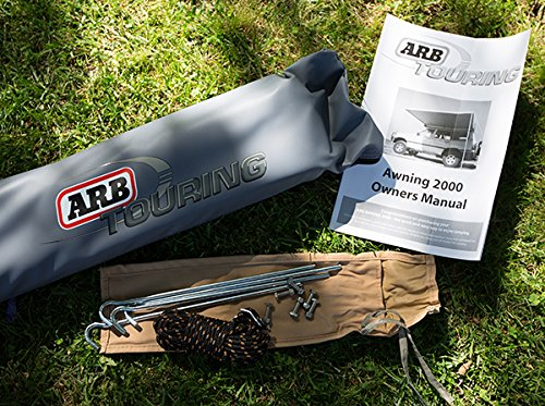 Amazon ARB 4x4 Accessories Awning 2000 Automotive