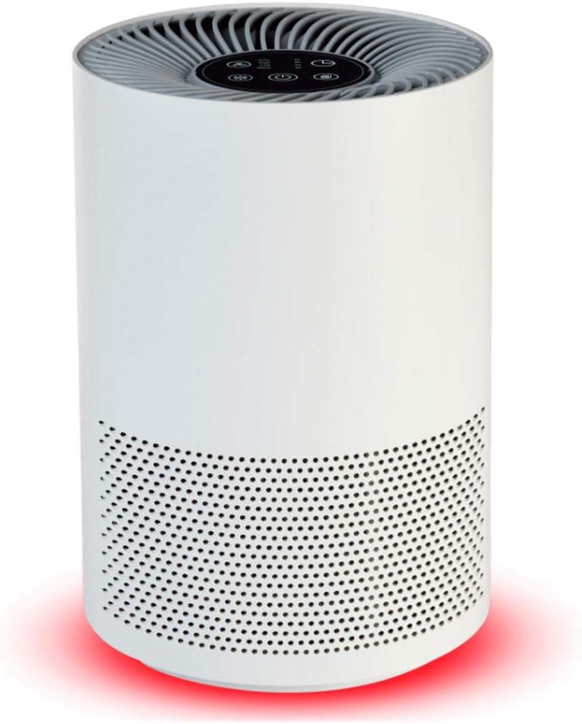 Purificador de aire con doble sistema de filtro: filtro EPA y ...