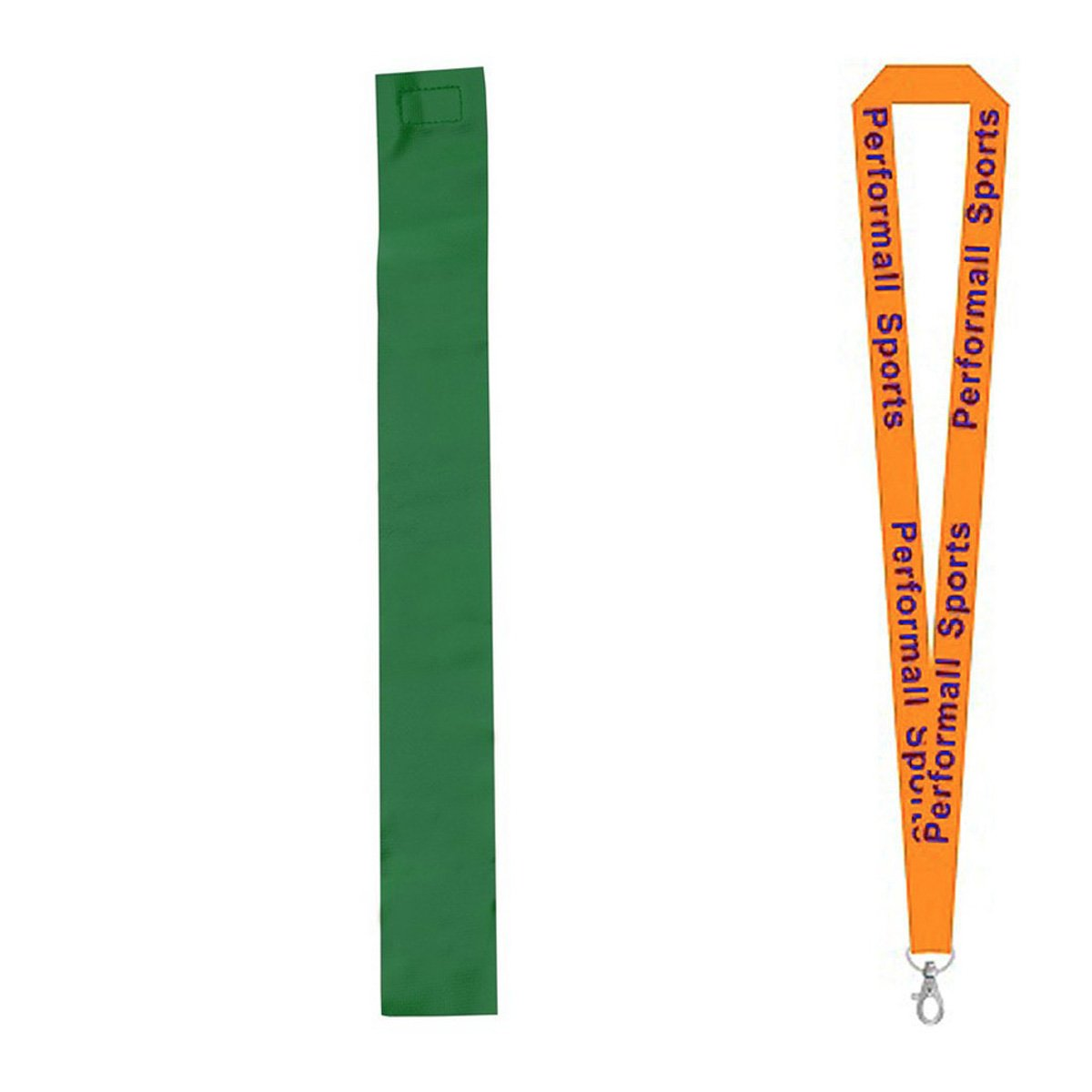 Champion Sports Replacement Flag Assorted Colors Sizes Bundle 1 Performall Lanyard Set of 12