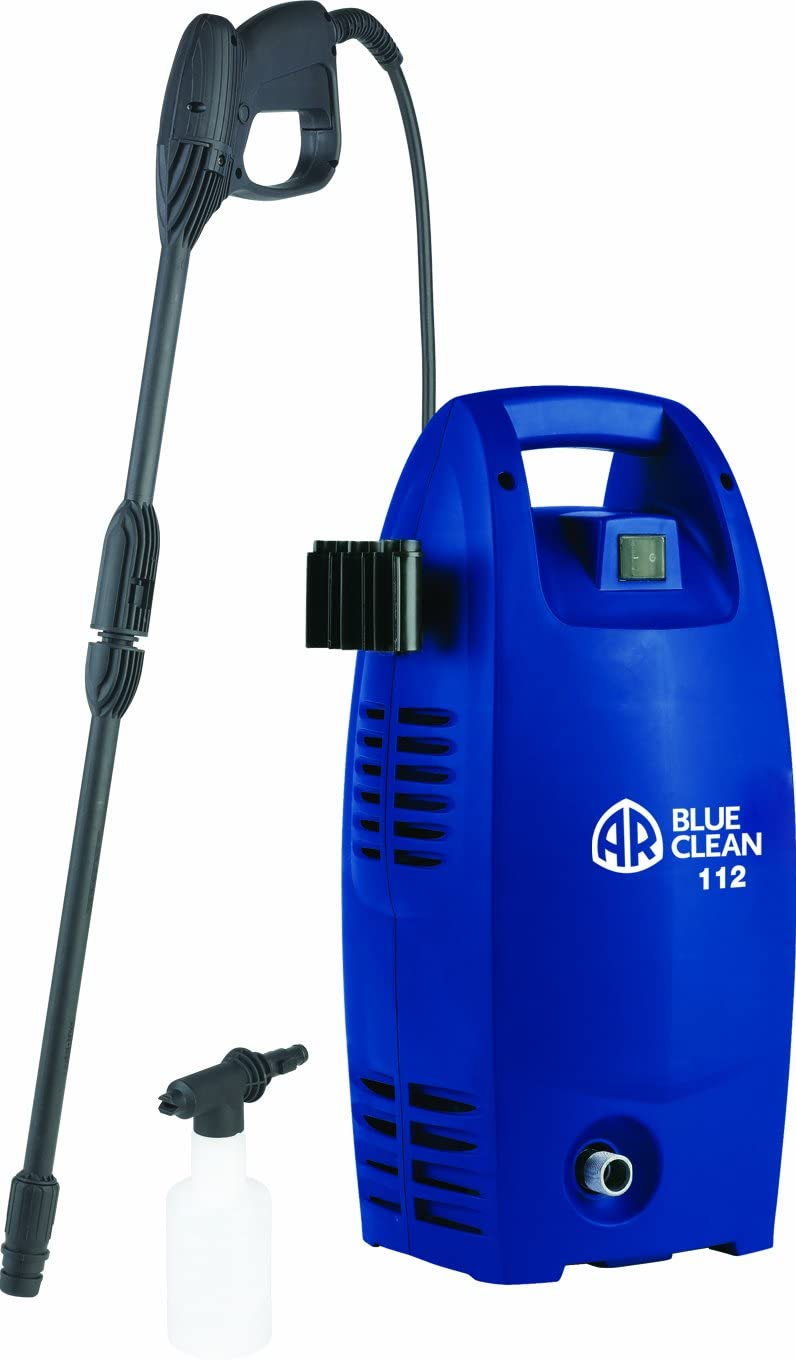 Electric Pressure Washer 2600PSI 1.6GPM Power Washer with Spray Gun 25ft High Pressure Hose Adjustable Nozzle
