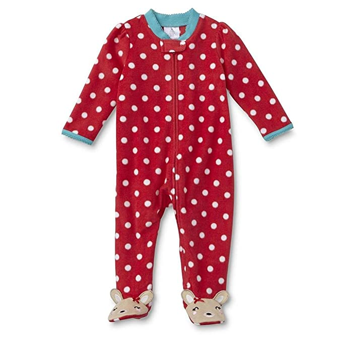 small wonder - Pelele - para bebé niña rojo 56 cm/62 cm