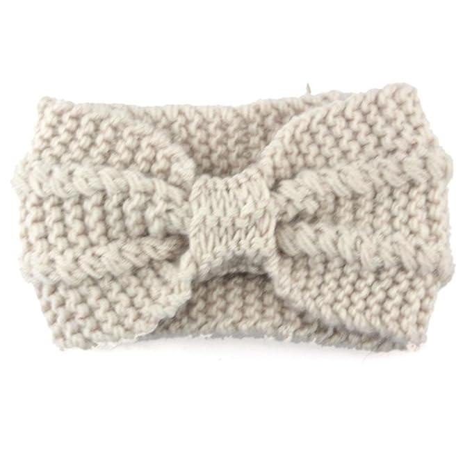 BZLine® Damen Stirnband Winter Kopfband Haarband Winter wärmer ...