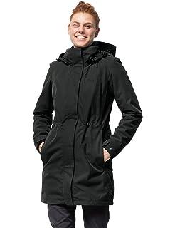 Jack Wolfskin Damen 3 in 1 Mantel Ottawa Coat Jacke