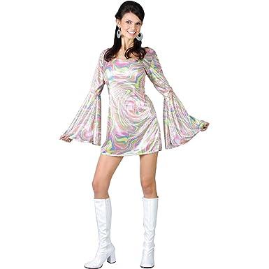 Wicked Costumes - Disfraz de chica disco de los años 70 ...