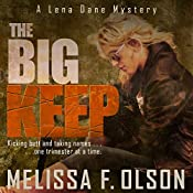 The Big Keep: Lena Dane Mysteries, Book 1 | Melissa F. Olson