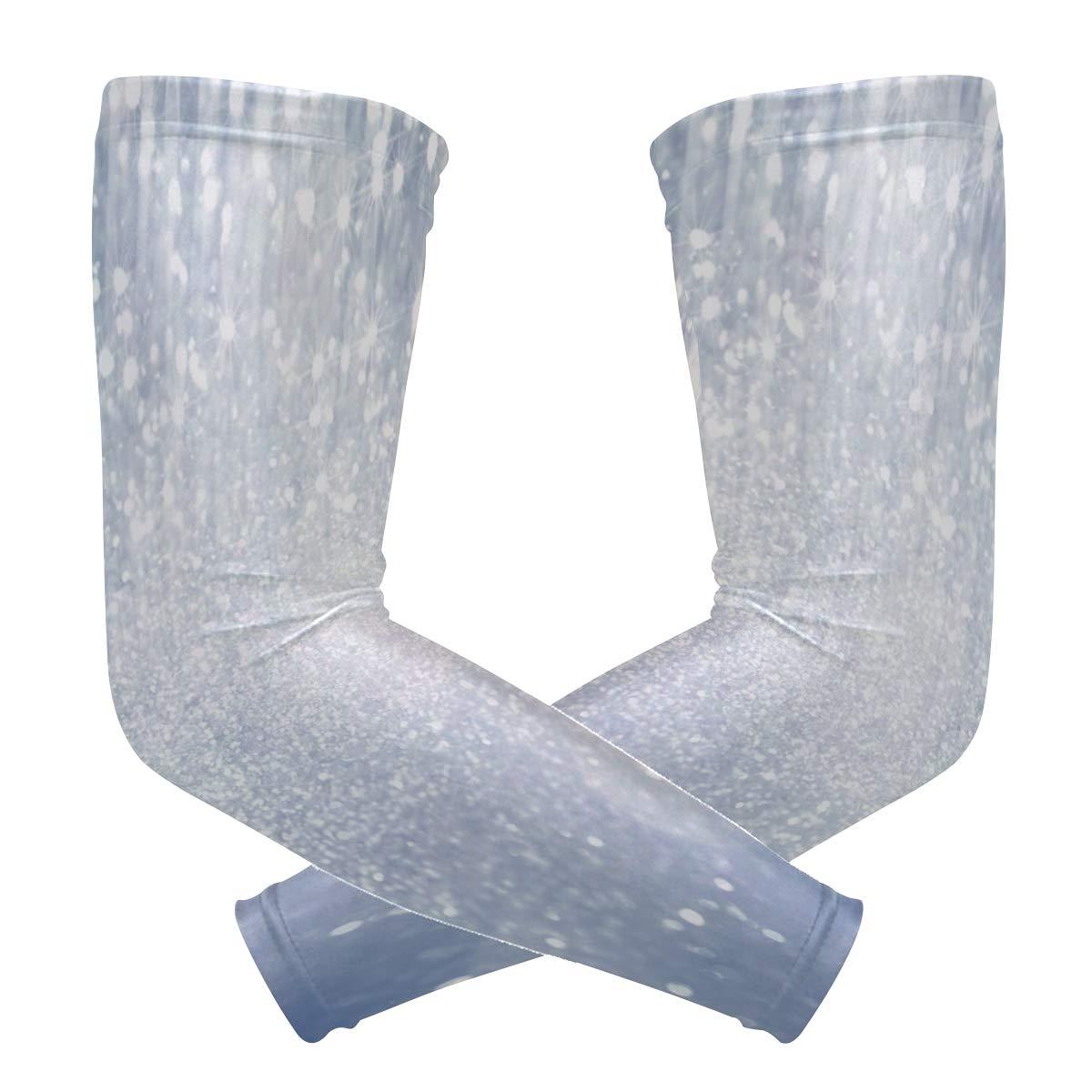 アームスリーブ ダイヤモンドカット 最高の輝き メンズ 太陽 紫外線保護スリーブ アームウォーマー クールロングセット カバー   B07K999D57