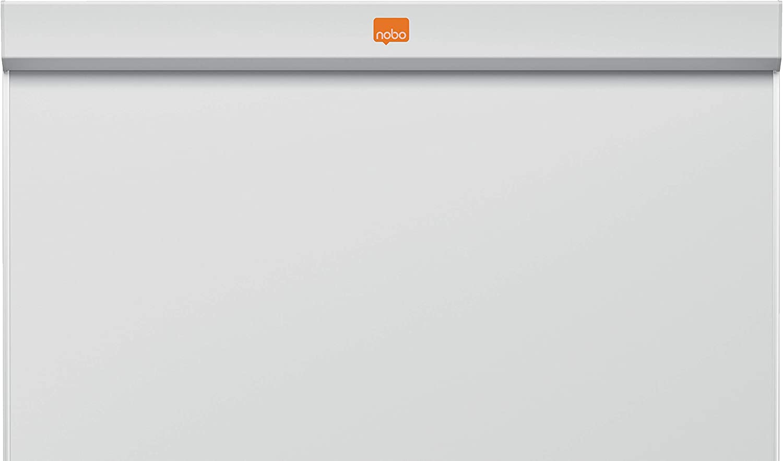 Caballete con tr/ípode en melanina Nobo Basic adecuado para rota folios altura ajustable