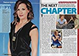 Melissa Claire Egan (Chelsea Newman, Young & the Restless) 2016 Soap Opera Feature Interview [4 Pages]