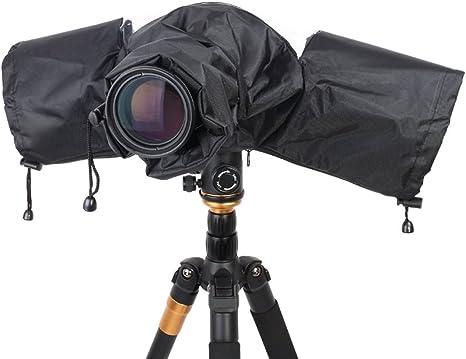 Protección impermeable para cámara réflex digital, funda ...