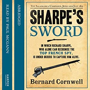 Sharpe's Sword Hörbuch