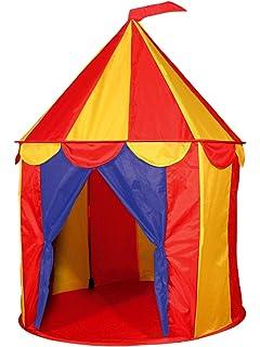 buy popular 14d9b 42afe Amazon.com: Ikea Cirkustalt Children's Play Tent: Toys & Games