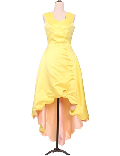 Prom dresses yellow