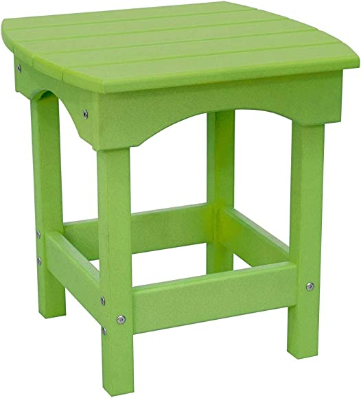 Harbor Side Table Lime