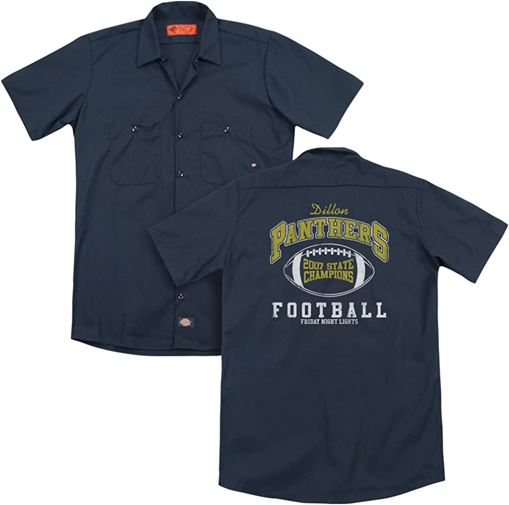 Friday Night Lights State Champs Adult Work Shirt