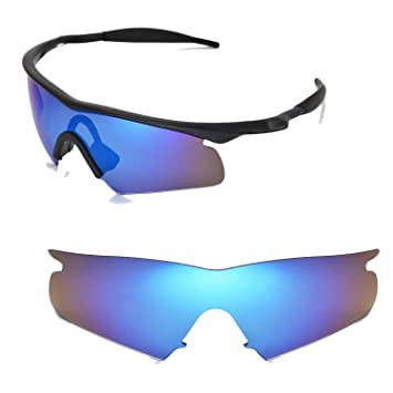 Walleva Earsocks für Oakley Radar Serie Sonnenbrillen - Mehrfache Optionen (Grau) L7xAEZ