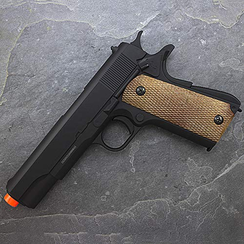 AirSoft Double Eagle M1911 Full Size Spring Pistol for sale  Delivered anywhere in USA
