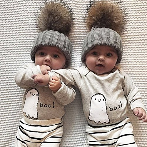 MOKO-PP Toddler Infant Baby Girls Boys Letter Romper
