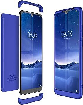 Winhoo para Funda Huawei Y6 2019 / Y6 Pro 2019 Carcasa Fundas para ...