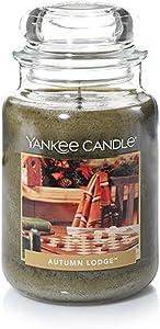 Yankee Candle Autumn Lodge Large Jar Candle