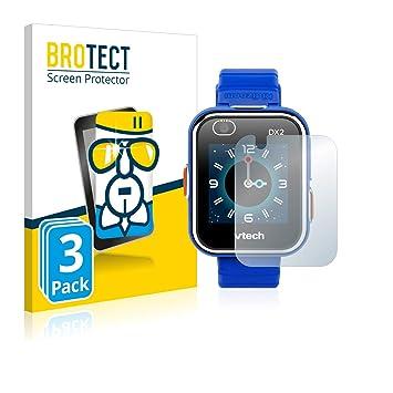 BROTECT Protector Pantalla Cristal Compatible con Vtech Kidizoom ...