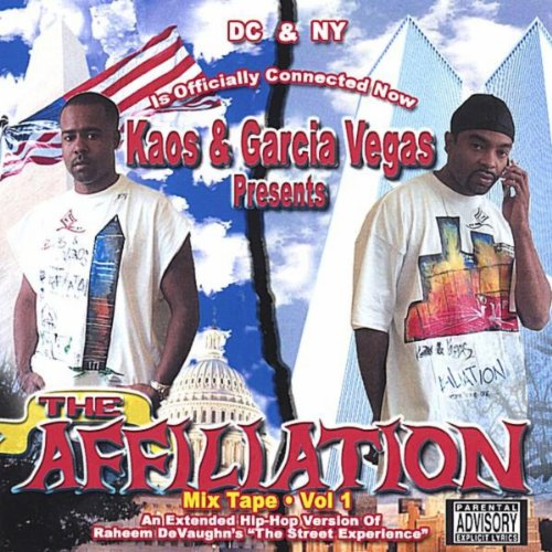 The Affiliation MixTape, Vol.1...