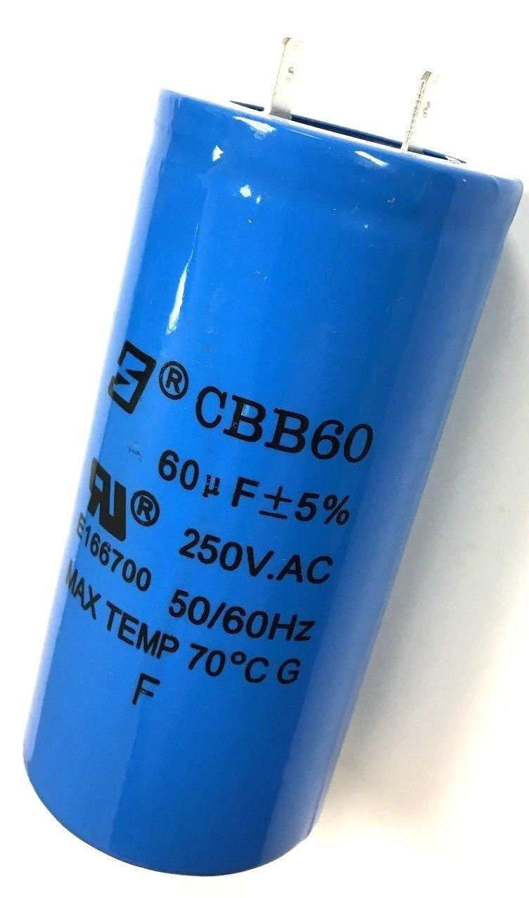 Rolair Air Compressor Start Power Capacitor FC009200075 OEM Replacement New