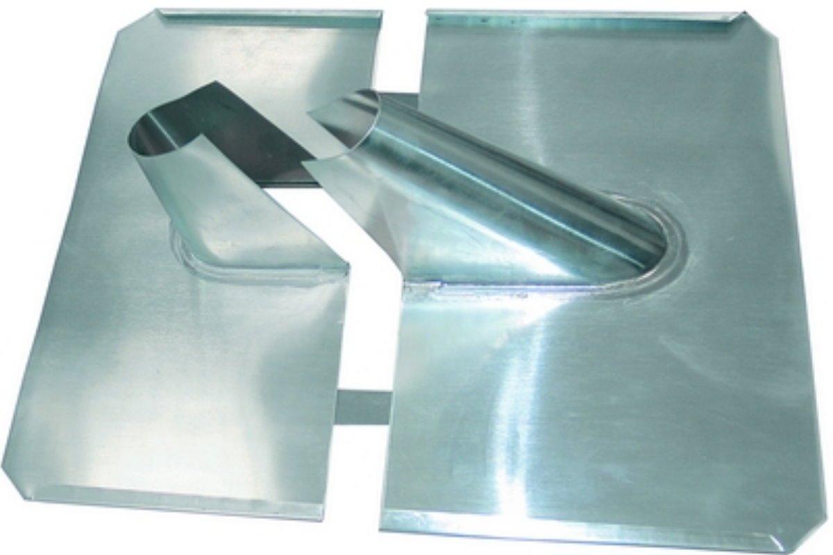 Bleiziegel zweiteilig Dur-Line Bleipfanne Dachpfanne Dachziegel hochwertige Ausf/ührung