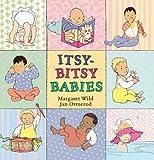 Itsy-Bitsy Babies, Margaret Wild, 192154189X