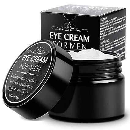 Amazon.com: Crema de ojos para hombres, crema de ojos ...