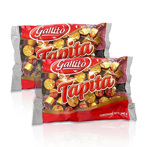 Gallito Tapita Chocolates, 2 Bags of 10.8 Ounces