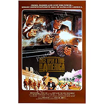 Once upon a time in America  movie poster print #17